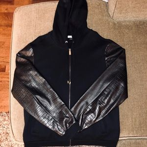Other - Authentic Versace Crocodile Hoodie